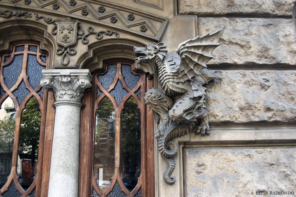 drago portone casa della vittoria elisa raimondo torino