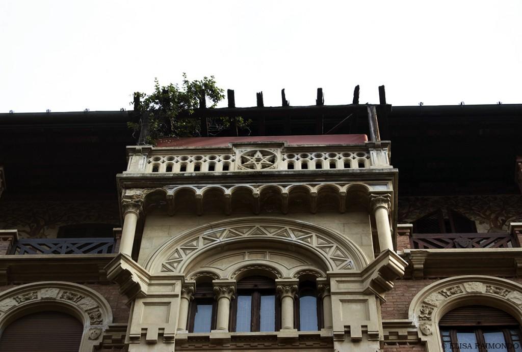 casa della vittoria bow-window pentacolo stella torino elisa raimondo