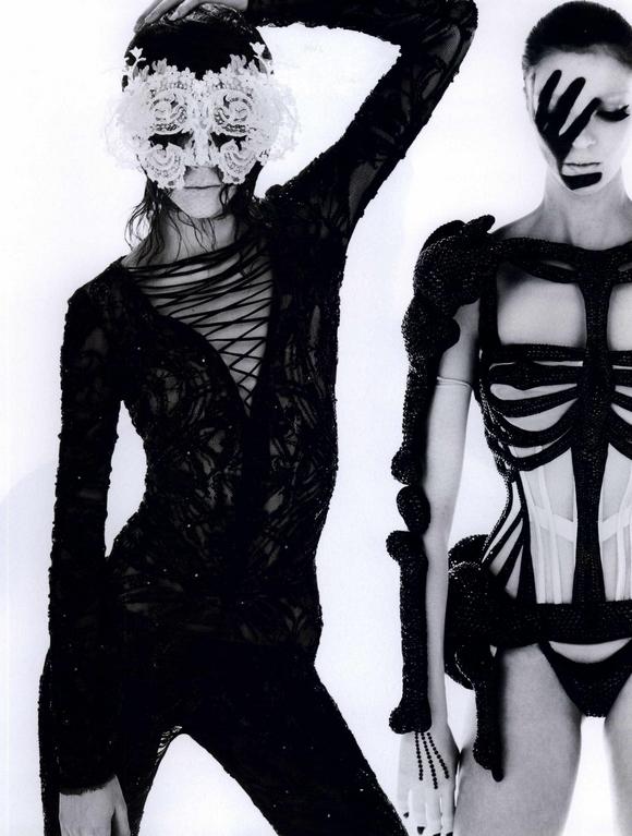 high fashion halloween