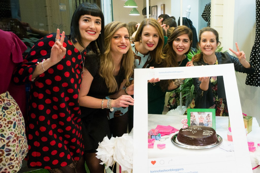 tfb, torinofashionbloggers, party, torta, cornici, amiche