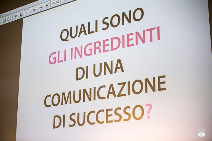 Ingredienti per una comunicazione di successo