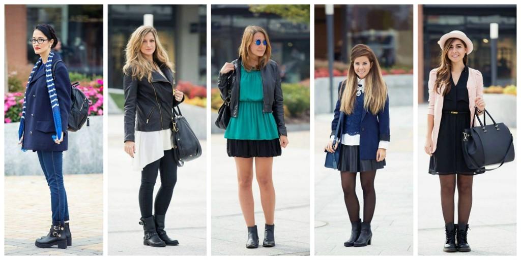 Chiara, Eleonora, Elisa, Emily, Gemma: le Torino Fashion Bloggers