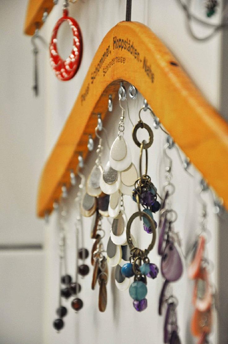 Idee Per Porta Orecchini 7 idee originali per dei porta bijoux alternativi – torino