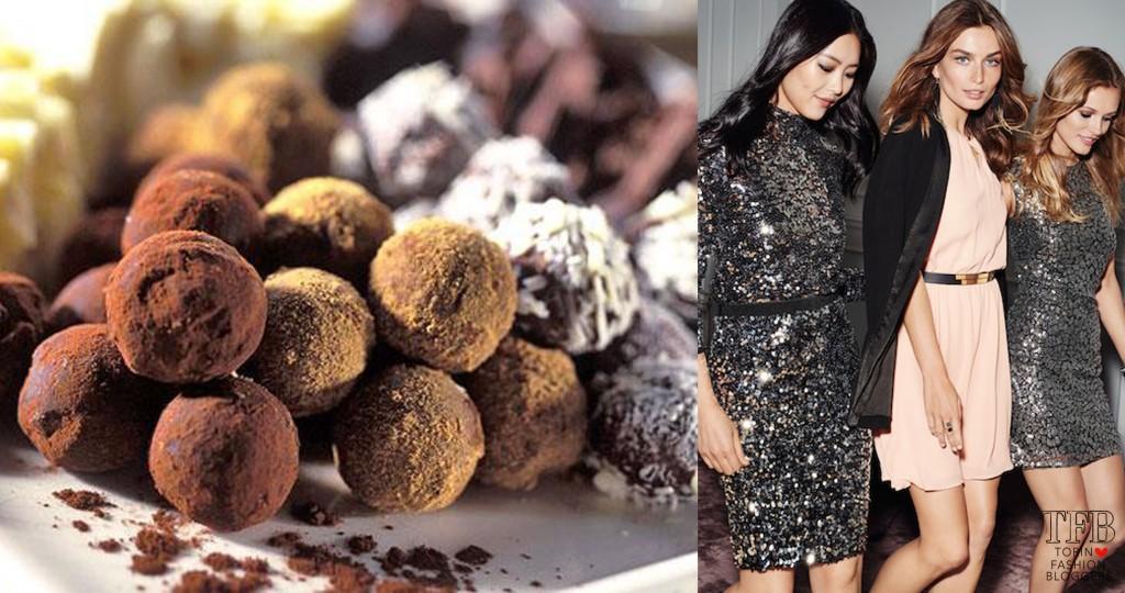 tartufi misti cioccolato ricetta di Natale