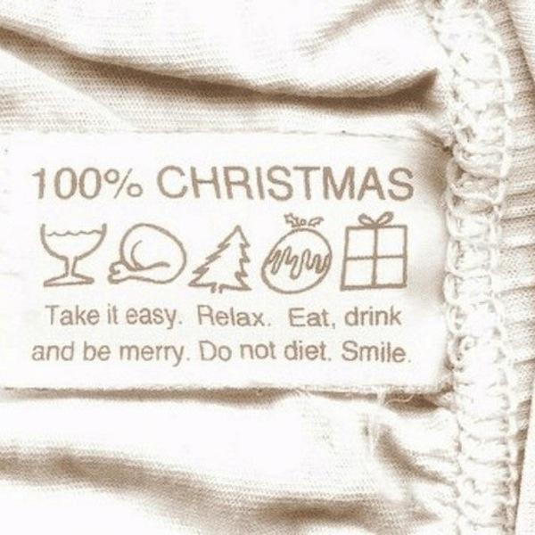 xmas instruction 100% xmas