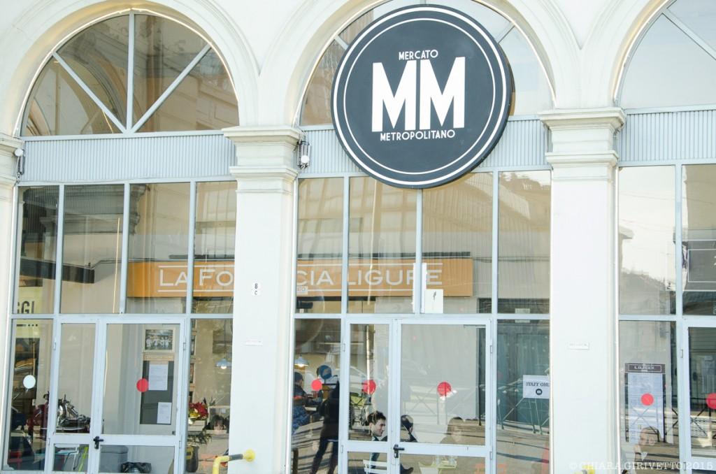 Mercato Metropolitano ex stazione Porta Susa vetrate