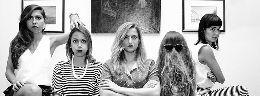 famiglia Addams Torino Fashion Bloggers black&white copertina