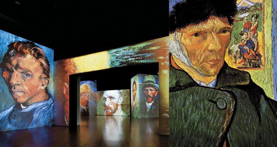 Van Gogh Alive Torino mostra cultura eventi
