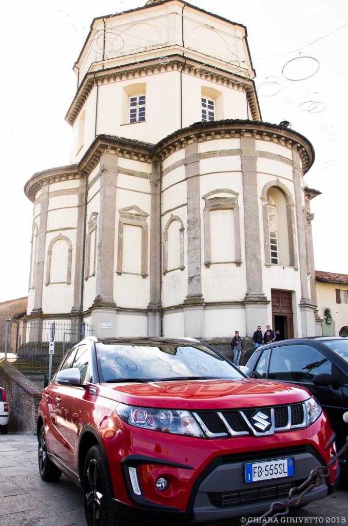 Suzuki Vitara Tour Monte dei Cappuccini
