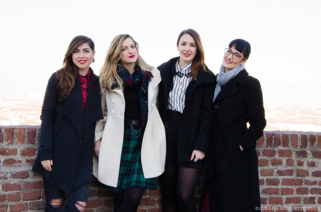 Torino Fashion Bloggers Suzuki Vitara Tour Monte dei Cappuccini