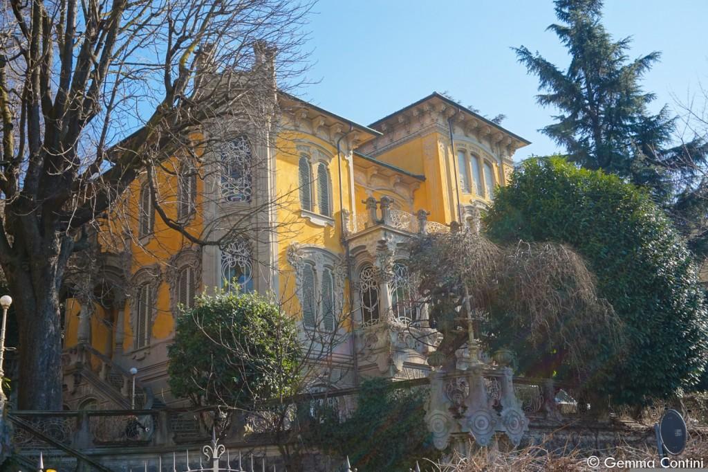 Villa Scott Torino Profondo Rosso