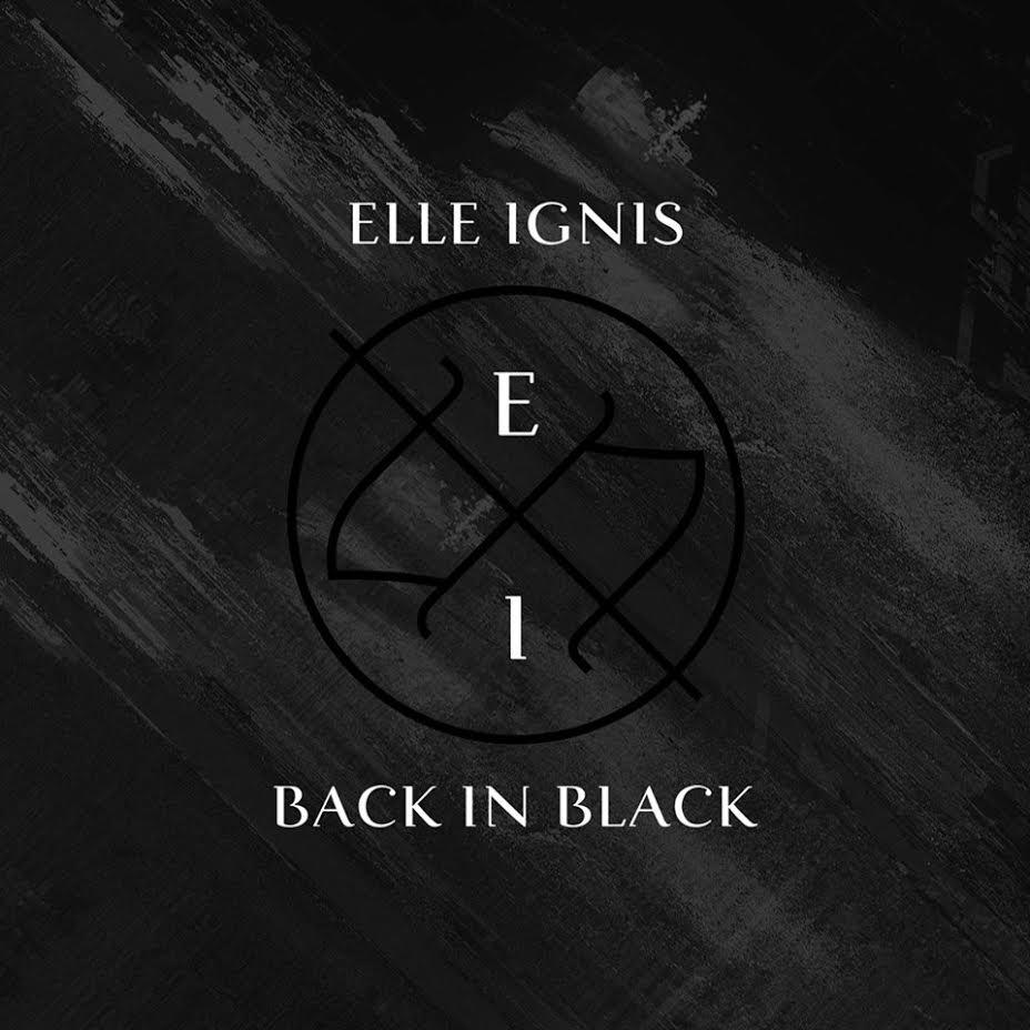 elle ignis black in black