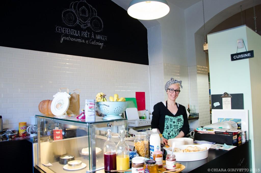 Cenerentola Prêt à Manger cibo Sara Carenzi brunch