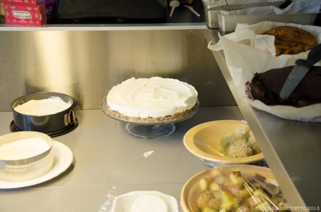Cenerentola Prêt à Manger bancone piatti freschi dolci salato bancone