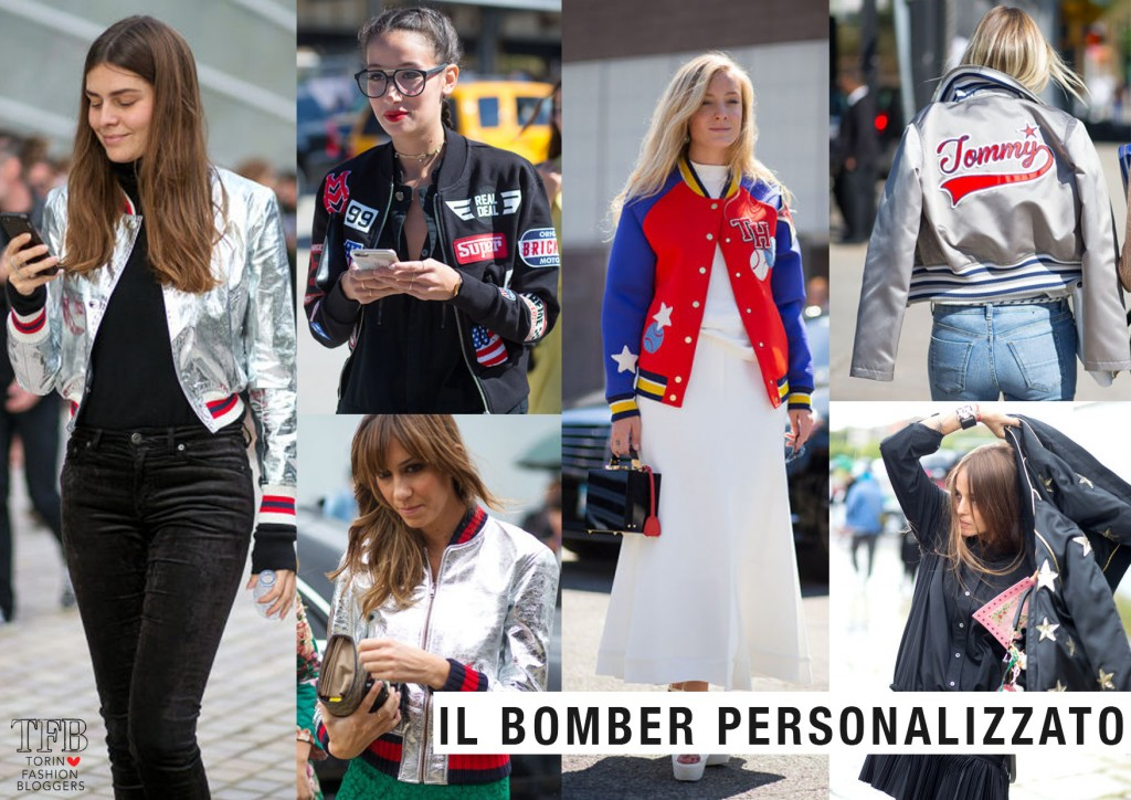 bomber personalizzato must have ss 2016