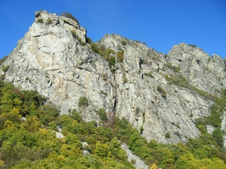 Rocca Sbarua Rifugio Melano Casa Canada arrampicata Piemonte