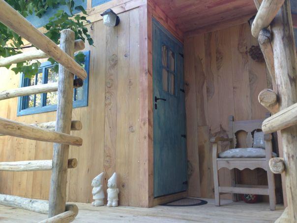 casa sull'albero Toulipier Manta week end fuori porta natura