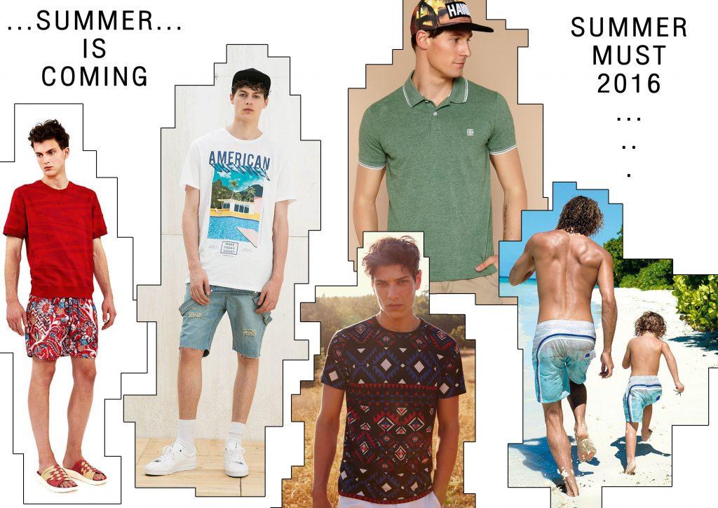 summer 2016 men