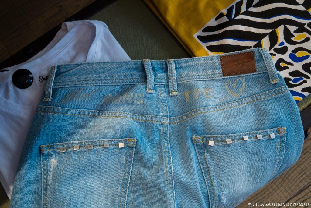 pepe jeans costum torino