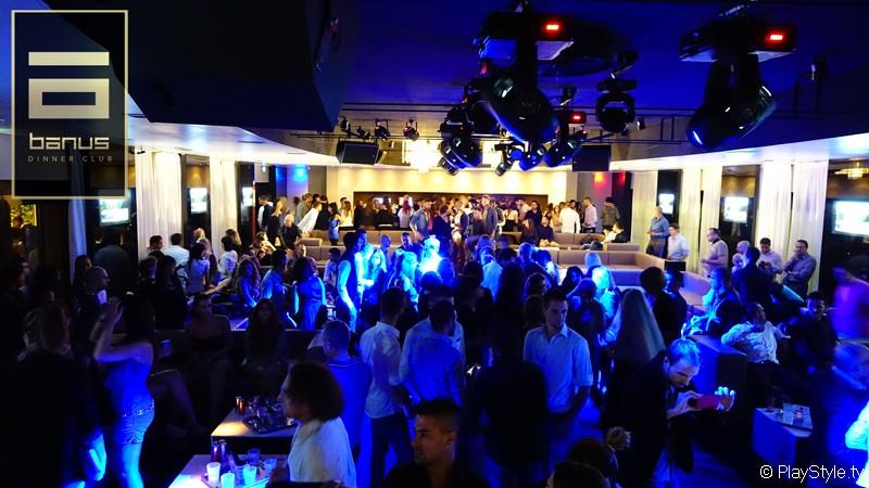 Banus locale discoteca ristorante festa Torino