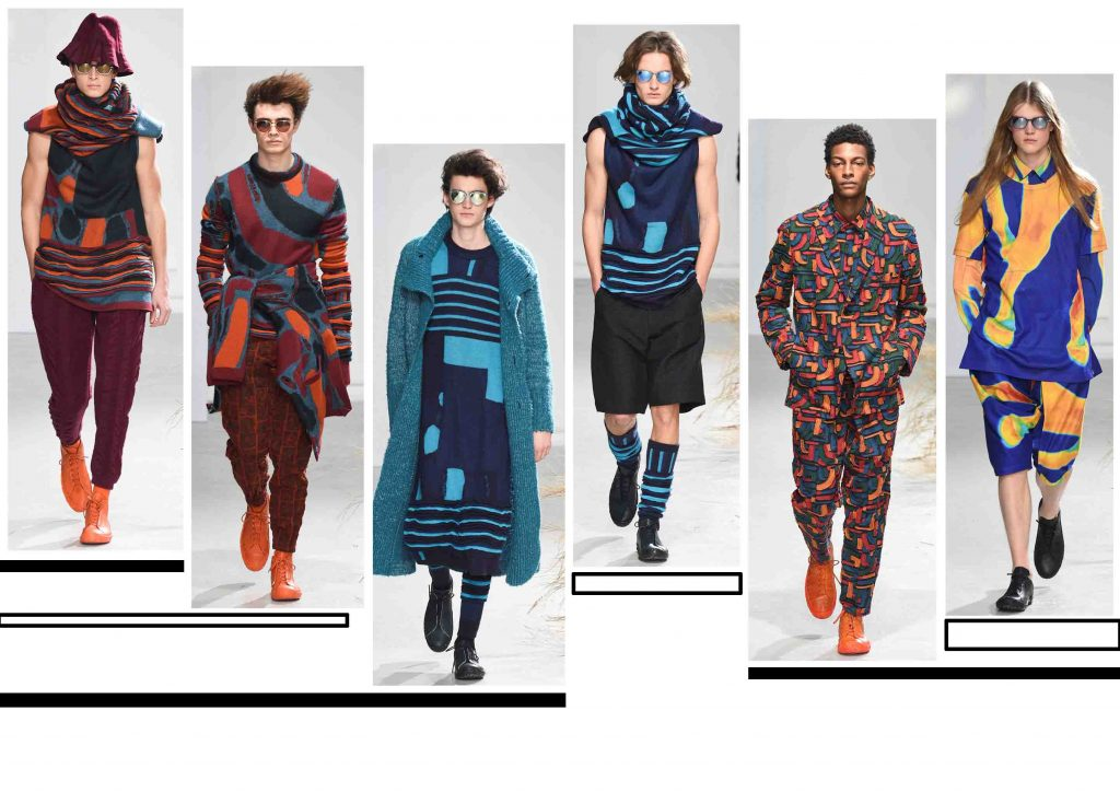 Issey Miyake moda uomo
