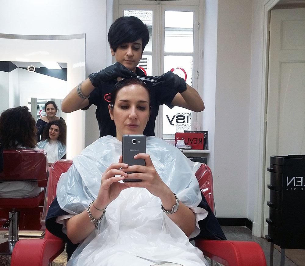 Aldo Coppola by Angela Trovato uala parrucchieri Torino hair beauty shades colore