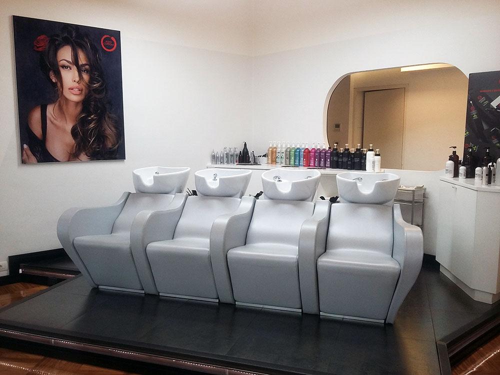 Aldo Coppola by Angela Trovato uala parrucchieri Torino hair beauty shampoo