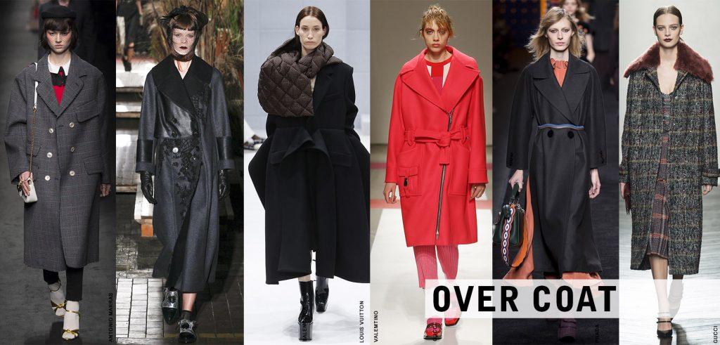 cappotti over, tendenze autunno inverno 2016