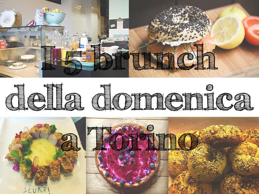 brunch Torino locali food dolce salato pancakes domenica Torino Fashion Bloggers torte