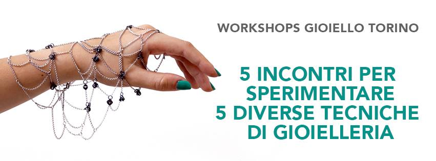 workshop del gioiello