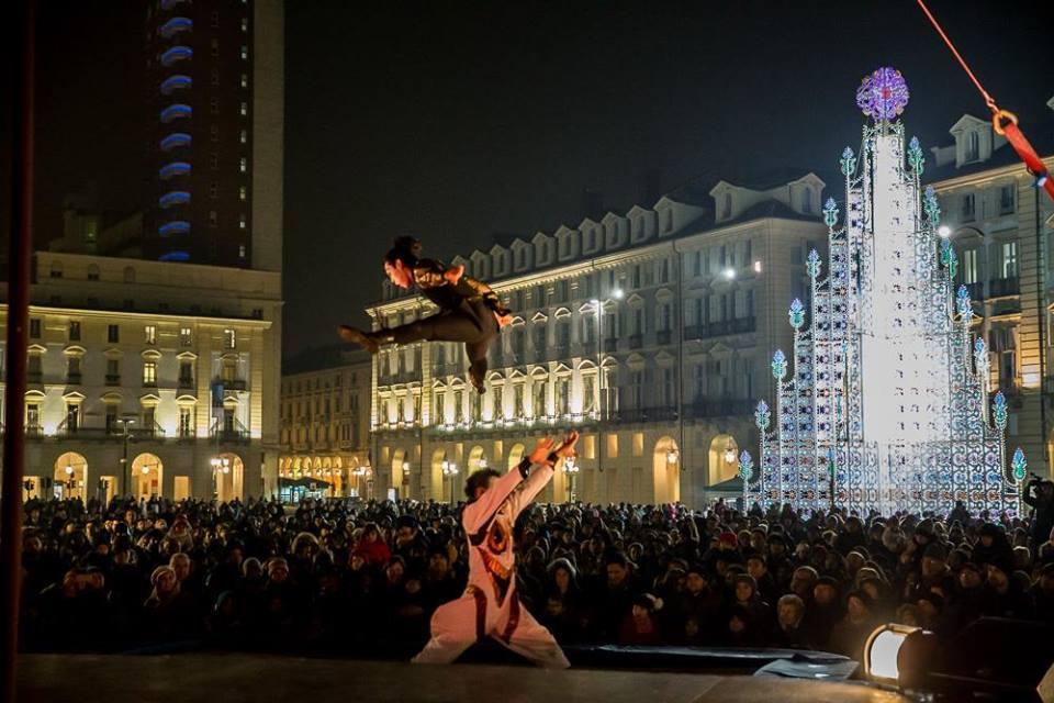 energy show cirko vertigo danza Torino Iren spettacolo