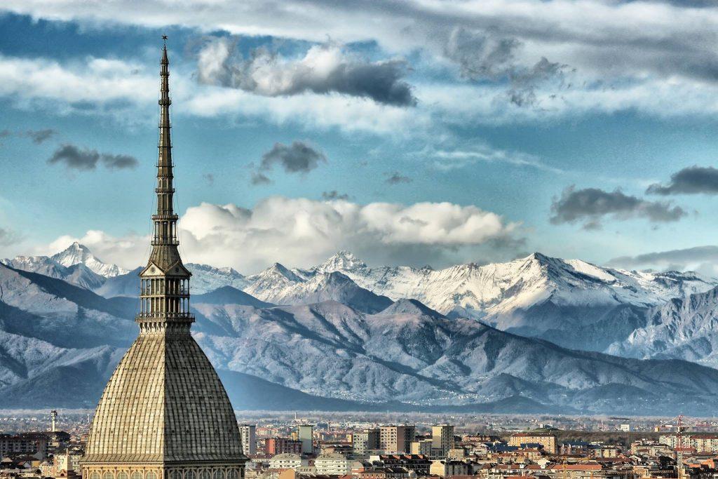 Torino Record Torino Fashion Bloggers Andrea Cherchi