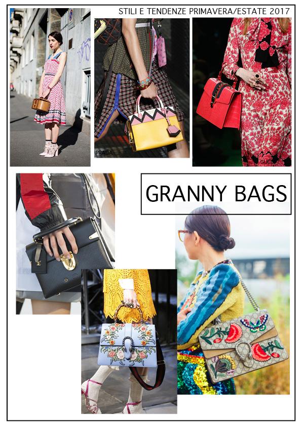 borsetta della nonna granny bags