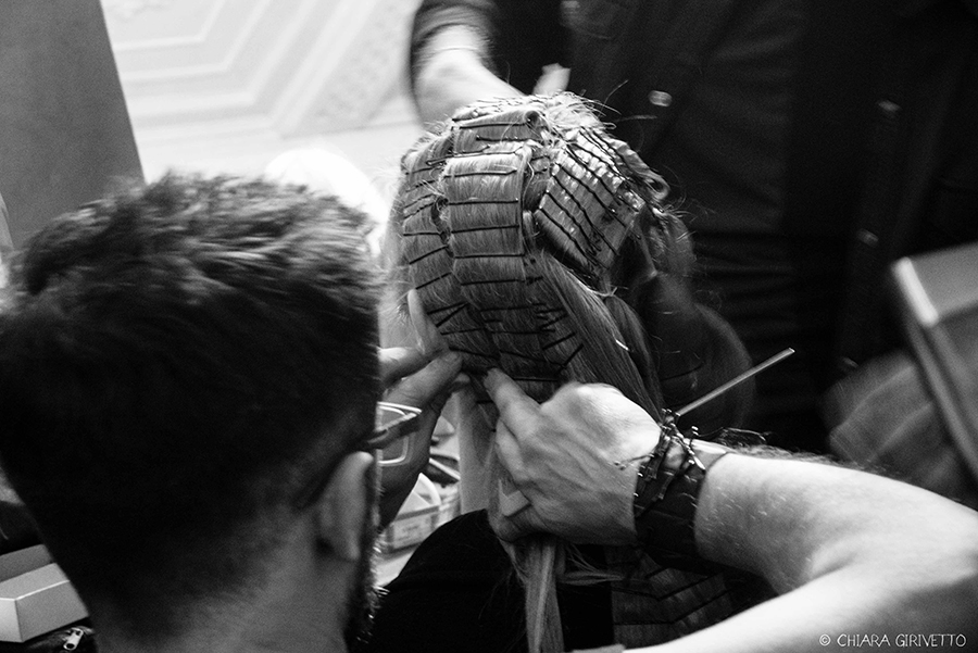 Clinique Cristiano Burani post punky make up milano fashion week Torino Fashion Bloggers