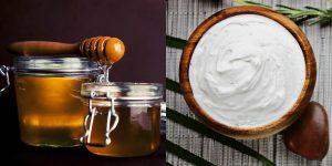 maschera labbra miele e yogurt