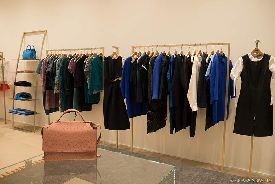 Torino Outlet Village party inaugurazione store firme negozi shopping