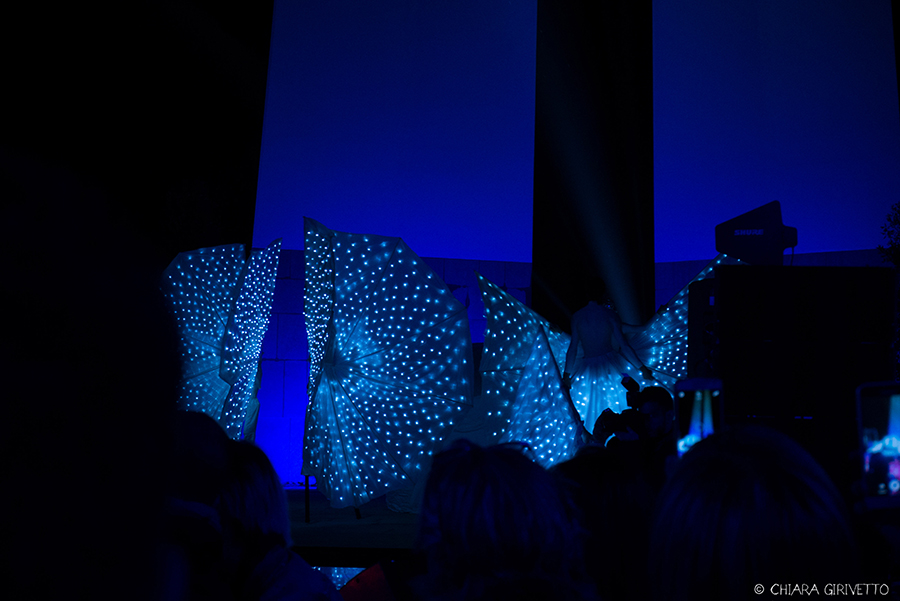 Torino Outlet Village party inaugurazione store firme negozi shopping ballerini spettacolo