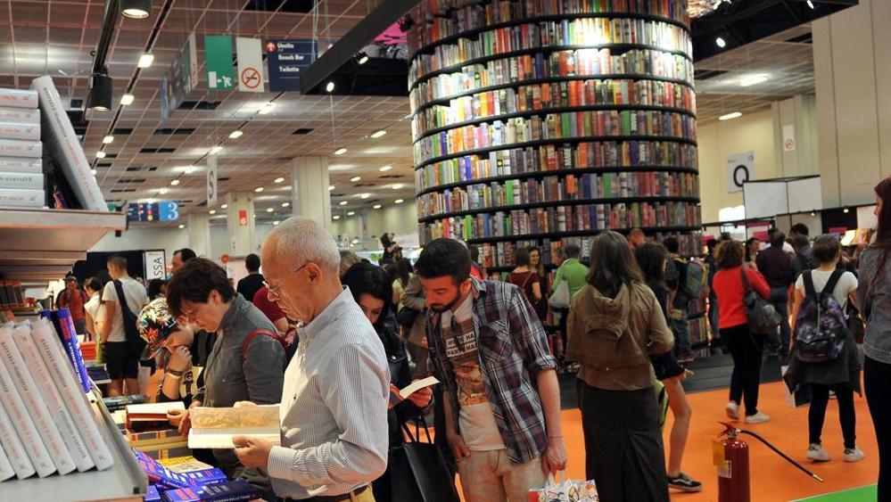 Salone del Libro di Torino 2017 30esima edizione