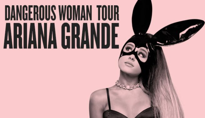 Ariana Grande concerto Dangerous Woman Tour Torino