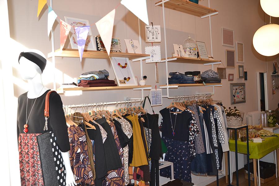 Torino Fashion Bloggers Righe à Pois festa negozio party vestiti abiti capi shopping